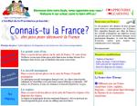 Connais-tu la France ?