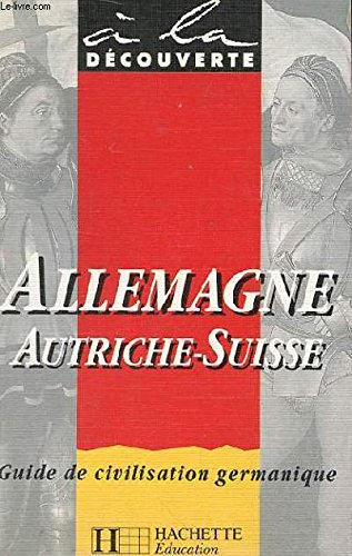Allemagne, Autriche, Suisse
