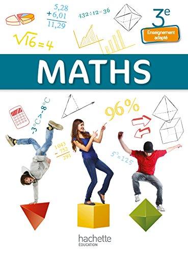 Maths 3e enseignement adapté