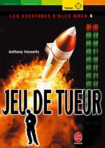 Les aventures d'Alex Rider 4 : jeu de tueur
