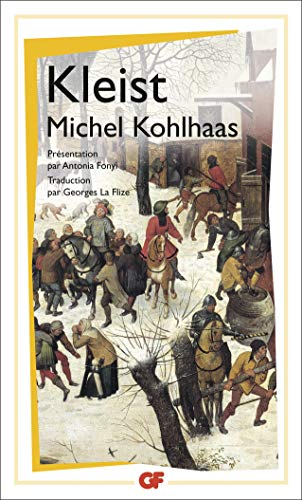 Michel Kohlhaas d'après une ancienne chronique
