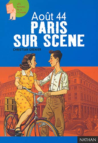 Août 44 Paris sur Seine
