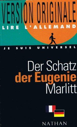 Der schatz der Eugenie Marlitt