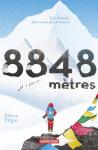 8848 mètres