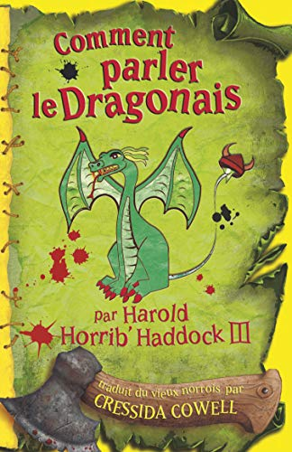 Comment parler le dragonais par Harold Horrib' Haddock III