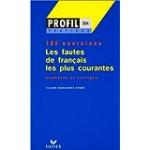 Les fautes de Français les plus courantes