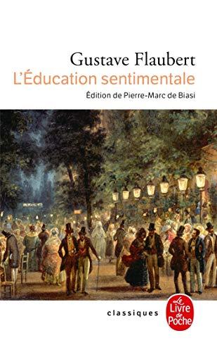 L'éducation sentimentale. Histoire d'un jeune homme