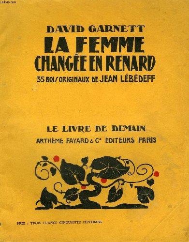 La femme changée en renard