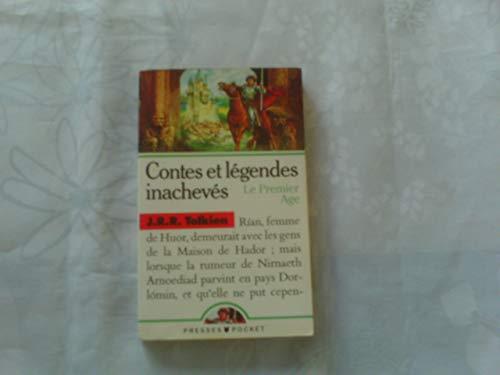 Contes et légendes inachevés - le premier âge