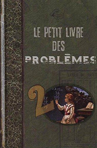 Le petit livre des problèmes