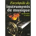 Encyclopédie des instruments de musique