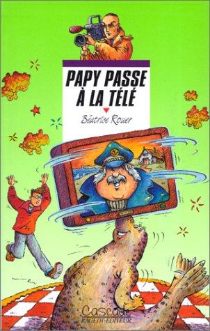 Papy passe à la télé