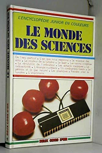 Le monde des sciences
