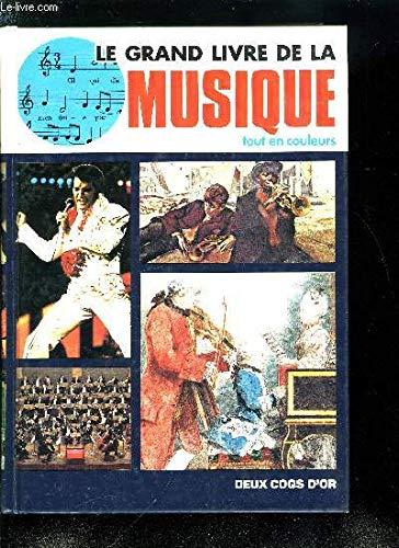 Le grand livre de la musique