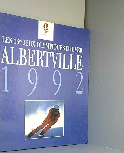 Les 16èmes jeux olympiques d'hiver : Alberville 1992