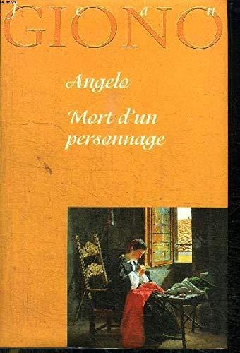 Angelo suivi de mort d'un personnage