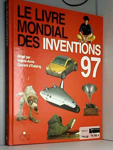 Le livre mondial des inventions 97