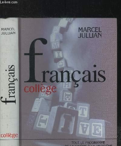 Français collège