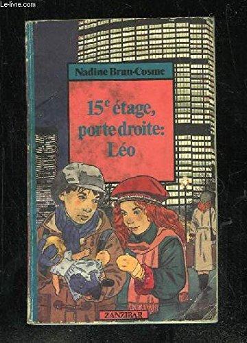 15e étage, porte droite : Léo