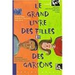 Le grand livre des filles et des garçons